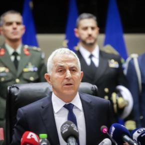 Την Τετάρτη στη Λευκωσία ο Έλληνας ΥπουργόςΆμυνας