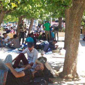 """""""Υπάρχει μεταναστευτικό πρόβλημα στην Αθήνα; Μην το αφήνεις στη ΧρυσήΑυγή"""""""