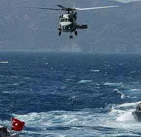 Επίδειξη δύναμης από Τουρκία με «Θαλασσόλυκο» και «Φοίνικα της Ανατολίας»: Σε πλήρη εξέλιξη πολεμικέςπροετοιμασίες