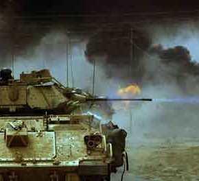Μετά τα ελικόπτερα OH-58D Kiowa Warrior οι ΗΠΑ στέλνουν ΤΟΜΑ M2 Bradley στην Ελλάδα – Από τοτίποτα…