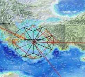 Τι αποκαλύπτει πρώην τεχνικός της NASA για το Αιγαίο και την απόκρυφη γεωμετρία του ελλαδικού χώρου(φώτο)