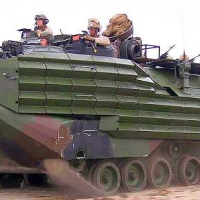 Το 2020 ξεκινούν οι παραδόσεις των πρώτων AAV7A1 στον ΕλληνικόΣτρατό