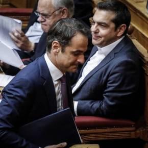 Ευρωεκλογές 2019: Η επόμενη μέρα για ΣΥΡΙΖΑ και ΝΔ – Όλα τασενάρια
