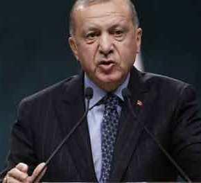 Ο Ρ.Τ.Ερντογάν θριαμβολογεί στο twitter… για την Άλωση της Κωνσταντινούπολης (φώτο)