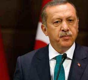 Ερντογάν: Βλέπει «σαμποτάζ» στο Αιγαίο και την αν.Μεσόγειο σε νέοπαραλήρημα