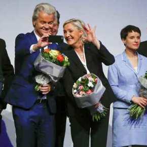 Ανατροπή του πολιτικού σκηνικού στη Γαλλία: Προβάδισμα 2% της Λε Πεν έναντι τουΜακρόν