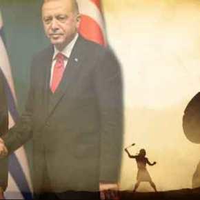"""Συζητώντας """"Μέτρα Οικοδόμησης Εμπιστοσύνης"""" με τον επίδοξο """"δολοφόνο"""" σου! Ήρθαν Τούρκοι γιακουβέντες…"""