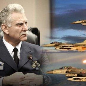 Στα όρια της φαιδρότητας το ΓΕΕΘΑ: «Κατά λάθος πέταξε το τουρκικό μαχητικό πάνω από τηνΧίο»!