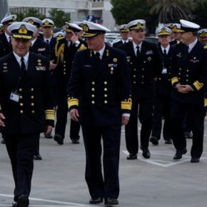 ΓΕΝ: Εκπροσώπησε το ΠΝ ο Α/ΓΕΝ στη Σύνοδο Αρχηγών Ευρωπαϊκών Ναυτικών 2019[pics]