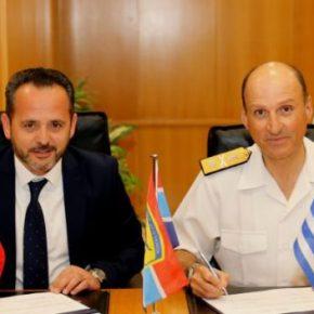 Υπεγράφη πρόγραμμα στρατιωτικής συνεργασίας Ελλάδας –Αλβανίας