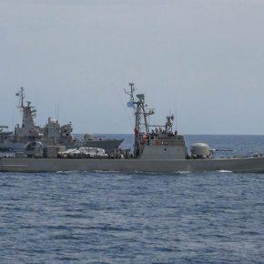 Πολεμικό Ναυτικό: Επιχειρησιακή εκπαίδευση ΒΡΟΝΤΗ 2/19Φωτογραφίες.