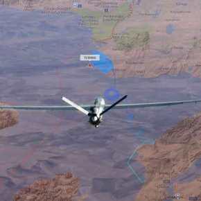 Επιθετικές ενέργειες Τούρκων στη Θράκη: Αναγνωριστικές πτήσεις τουρκικού κατασκοπευτικού στο Δέλτα τουΈβρου
