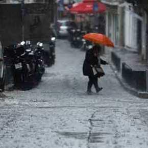 Πρόγνωση καιρού: Καταιγίδες, χαλάζι και σκόνη τοΣάββατο