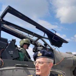 Στρατηγέ Καμπά …Μάζεψε τα Ελικόπτερα της Α.Σ θα σου χρειαστούνΟσονούπω!!