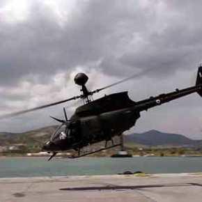 Οι φωτογραφίες του ΓΕΣ για τα OH-58D Kiowa Warrior απλά είναιυπέροχες