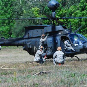 ΘΕΜΑ: Πολεμώντας με τα Kiowa στονΈβρο