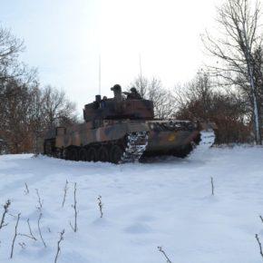 ΑΠΟΨΗ: Η Ελλάδα πρέπει να ενισχύσει την ΕΛΔΥΚ με άρματα μάχης Leo2A4 άμεσα, σε απάντηση των τουρκικώνLeo2