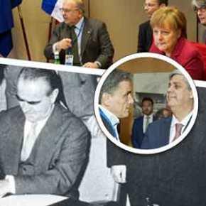 Γερμανία, η κόρη ενός ανώτερουΘεού;
