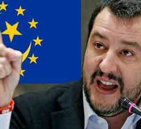 Μ.Σαλβίνι για Ευρωεκλογές: «Αν η Αριστερά κερδίσει, η Ευρώπη θα γίνει ισλαμικόχαλιφάτο»