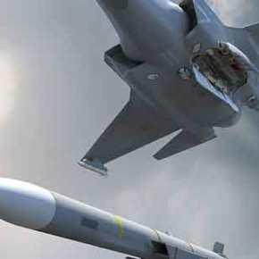 Δυο ειδήσεις για METEOR & ΑΙΜ-120 στο F-35, έχουν μεγάλη σημασία για την ΠολεμικήΑεροπορία…
