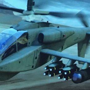 Το νέο επιθετικό ελικόπτερο Apache AH-64E Block 2 Compound της Boeing θα έχει θεαματικέςβελτιώσεις!