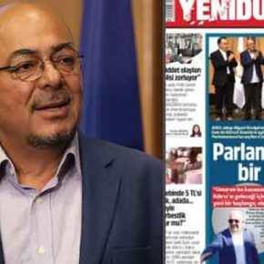 Τούρκο Ευρωβουλευτή εξέλεξαν οι κομμουνιστές στηνΚύπρο