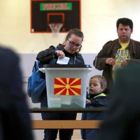 Βόρεια Μακεδονία: Οριακή αύξηση της συμμετοχής – Παραμένει ηανησυχία