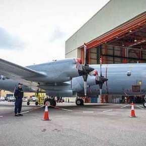 Ενοχλούνται οι Τούρκοι από τις πτήσεις των ελληνικών P-3B Orion σε Αιγαίο καιΑ.Μεσόγειο