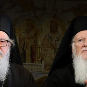 Αναγκαστική παραίτηση του ΑρχιεπισκόπουΑμερικής
