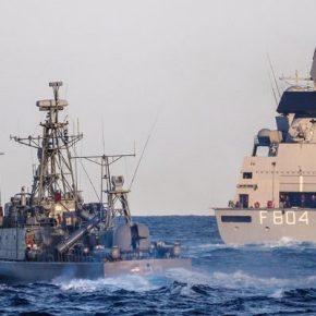 Απλώνεται ο Στόλος στο Αιγαίο …«ΚΑΤΑΙΓΙΣ 2019» ενόψει!