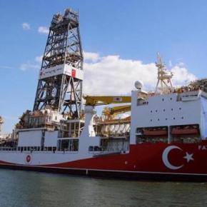 Δεν κάνει πίσω η Τουρκία παρά τις διεθνείς αντιδράσεις για τις γεωτρήσεις πουανακοίνωσε