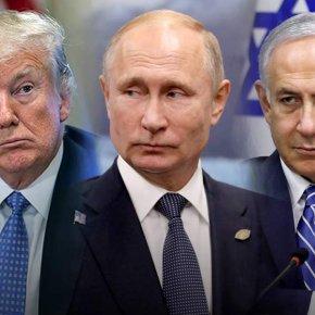 Κοσμογονικές εξελίξεις: Σύνοδος Κορυφής Ρωσίας-ΗΠΑ-Ισραήλ για διαμόρφωση συνόρων στη Μέση Ανατολή – Εκτός ηΤουρκία!