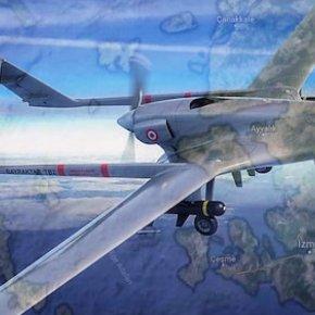 Σαρώνουν ολάκερο το Αιγαίο οι Τούρκοι …96 Παραβιάσεις & Παραβάσεις από F-16 ,CN-235 &Ε/Π..-ΦΩΤΟ.