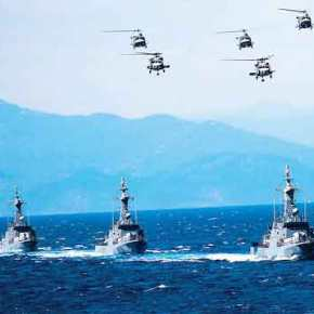Εκτός ελέγχου η Τουρκία: Πολεμική ρητορική & NAVTEX με πραγματικά πυρά στοΚαστελόριζο