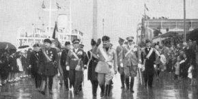 Ιταλοκρατία στα Δωδεκάνησα: Οι Ιταλοί καταλαμβάνουν τη Ρόδο το1912