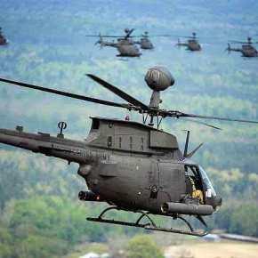 ΔΕΝ ΕΙΝΑΙ ΑΠΛΑ ΣΕΝΑΡΙΟ… Όταν τα OH-58D Kiowa Warrior και AH-64 Apache θα πολεμήσουν μαζί στο ΑνατολικόΑιγαίο…