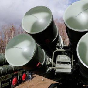 Τέλη Μαΐου αρχίζει η εκπαίδευση 100 Τούρκων στρατιωτικών στοS-400