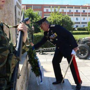 Ο Εορτασμός του Προστάτη του Στρατού Ξηράς στην …Έδρα της 1ης ΣΤΡΑΤΙΑΣ/EU-OHQ(φωτό)
