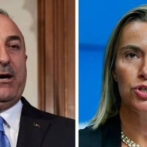 «Πόλεμος» Τουρκίας – ΕΕ: «Έχουμε δικαιώματα στην Κύπρο» – «Φύγετε τώρα γιατί θααπαντήσουμε»