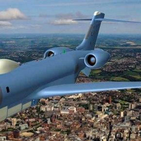 Ξεκίνησε η κατασκευή του πρώτου αεροσκάφος Global 5000 του τουρκικού προγράμματος HavaSOJ
