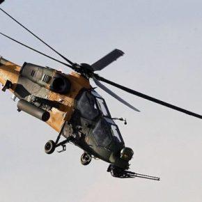 Ο Τουρκικός Στρατός παρέλαβε ένα ακόμη T129ATAK