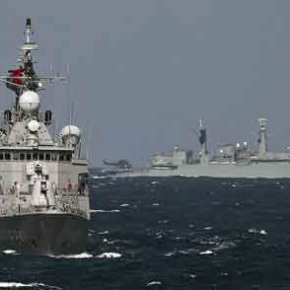 «Πολεμικό» κλίμα στην Κυπριακή ΑΟΖ – 10 πλοία έστειλε η Τουρκία για τον«Πορθητή»