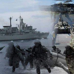 «Θαλασσόλυκος 2019»: Οι τουρκικές ΕΔ ετοιμάζονται για κρίση και πόλεμο με Ελλάδα – Τα σενάρια (βίντεο,φωτό)