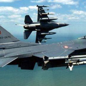 """Ημέρα εκπαίδευσης για """"στραβάδια"""" στο Αιγαίο η σημερινή για τους Τούρκους! Χάθηκε ένας πιλότοςτους!"""