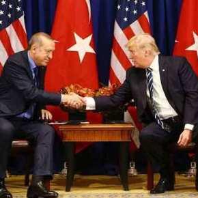 Η σιωπή του Τραμπ , η υποκρισία του Ερντογάν και τι πρέπει νακαταλάβουμε
