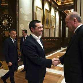 ΕΣΤΙΑ: Μυστική πρόταση Τσίπρα σε Ερντογάν για τοΚυπριακό!