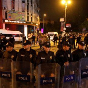 Τουρκία: Καζάνι που βράζει η Κωνσταντινούπολη από τις διαδηλώσεις[pics,vid]