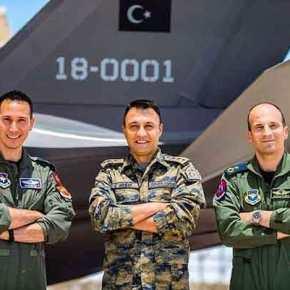 Οι ΗΠΑ συνεχίζουν να εκπαιδεύουν τους Τούρκους στα F-35! Ποιος κοροϊδεύει,ποιον…