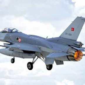 Αιγαίο: Τουρκικές παραβιάσεις με 5εμπλοκές
