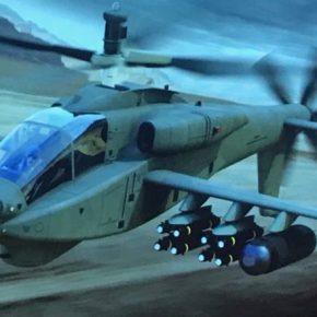 ΗΠΑ: Έτσι θα δείχνει η πρόταση της Boeing για το Apache υψηλήςταχύτητας
